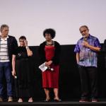 Sessão de abertura 8º Encontro de Cinema Negro Brasil, África e çaribe - Zózimo Bulbul
