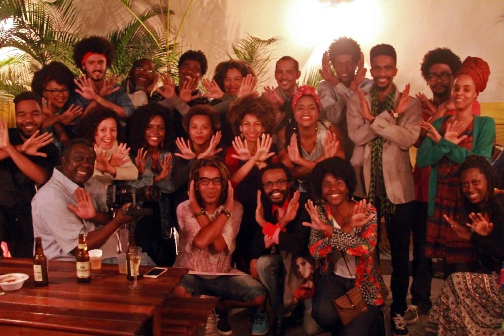 Encontro com cineastas do Rio de Janeiro Agosto de  2017